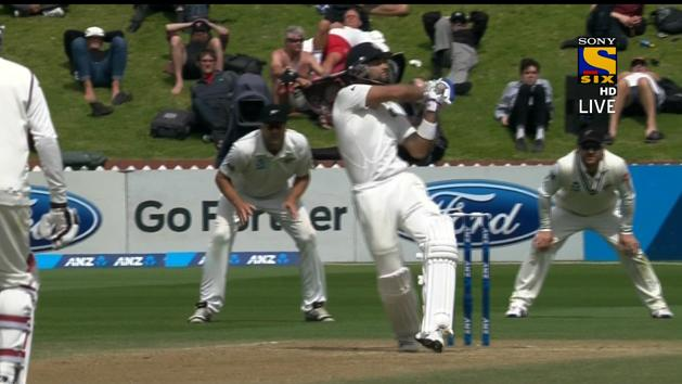 Sixes - Match 2 - NZ vs IND - Day 5