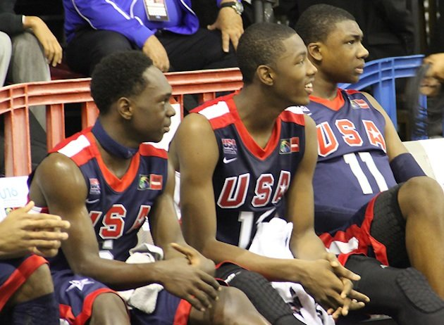 The current USA U-16 national team may be as dominant as the Dream Team — USA Basketball