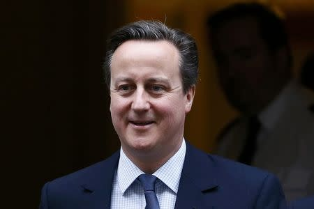 UK PM Cameron under pressure over Google tax deal