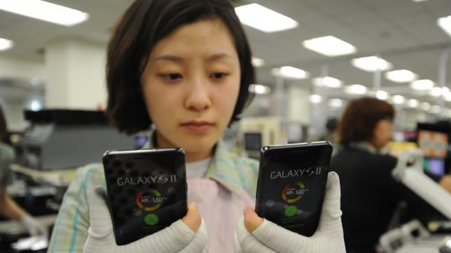 Samsung accused of child labor abuse at Chinese factory