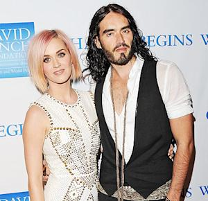 "Russell Brand: Divorce From Katy Perry Is ""Really Good"""