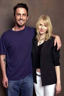 Desmond Harrington and Melissa Sagemiller Tribeca Film Festival, 5/7/2003