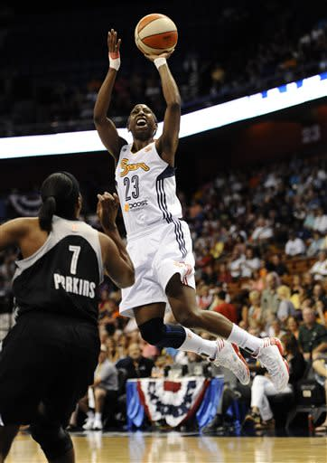 Charles helps Sun rally past Silver Stars