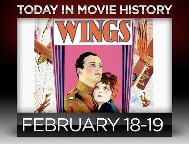 Today in movie history february 18