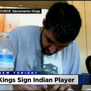 Sacramento Kings Make Big Addition By Signing First Player Of Indian Descent