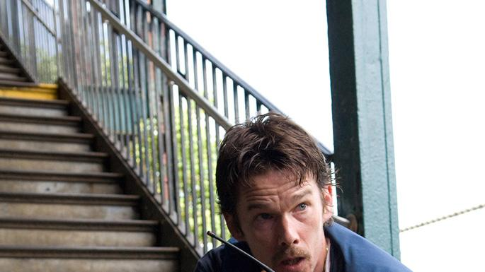Brooklyn's Finest 2010 Production Photos Overture Films Ethan Hawke
