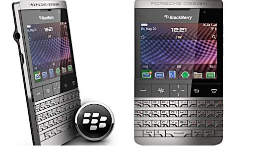 BlackBerry Porsche Masuk Indonesia