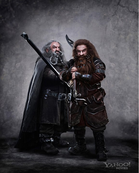The Hobbit Warner Bros. Pictures 2012 Jed Brophy Adam Brown Mark Hadlow