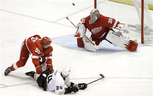 Red Wings-Ducks Preview