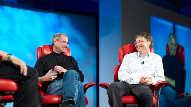 Gladwell: In 50 years, Steve Jobs will be forgotten and Bill Gates will be honored [video]