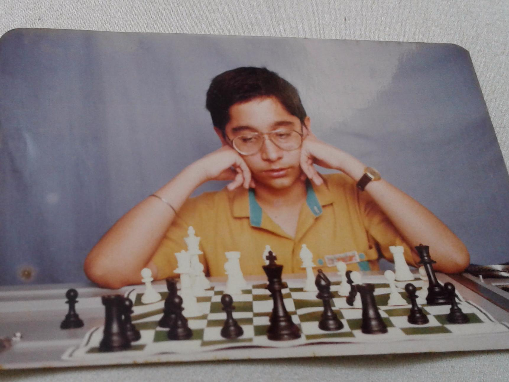 How a former teen chess genius wound up leading a hot Valley startup