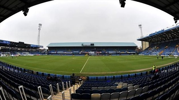 Fratton Park, Portsmouth (PA Photos)