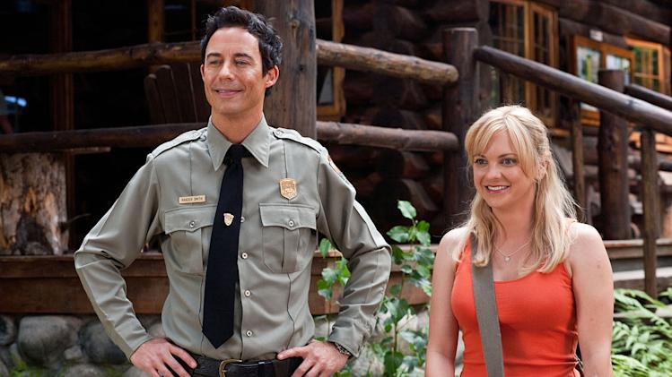 Yogi Bear Warner Bros Pictures 2010 Tom Cavanagh Anna Faris