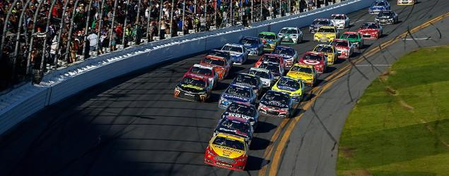 NASCAR distances itself from Donald Trump