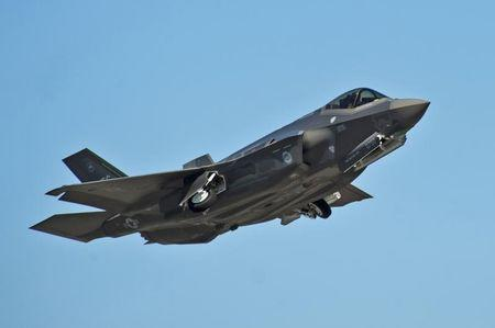 U.S. chooses Japan to maintain F-35 jets in Asia: sources