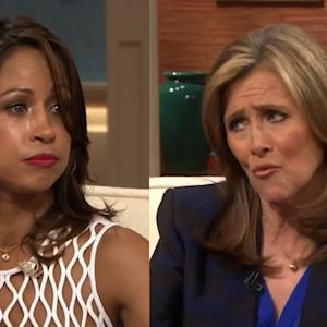 Meredith Vieira, Stacey Dash Have Tense Argument Over Gender Wage Gap