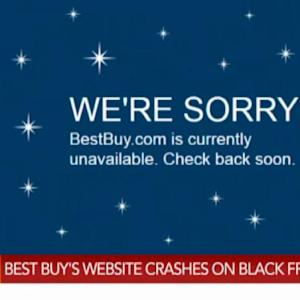 Best Buy Website Down for Some Users