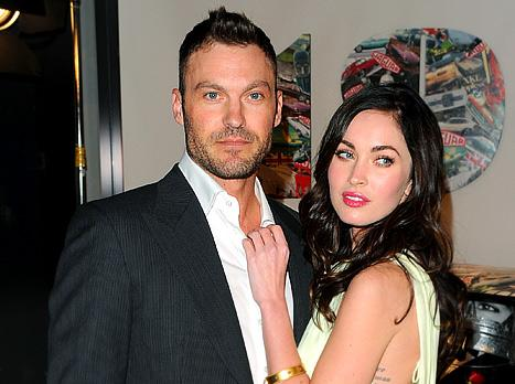Brian Austin Green Won't Let Megan Fox Watch Beverly Hills, 90210