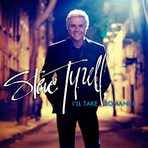 "In this image released by Concord Music Group, the latest release by Steve Tyrell, ""I'll Take Romance,"" is shown. (AP Photo/Concord Music Group)"