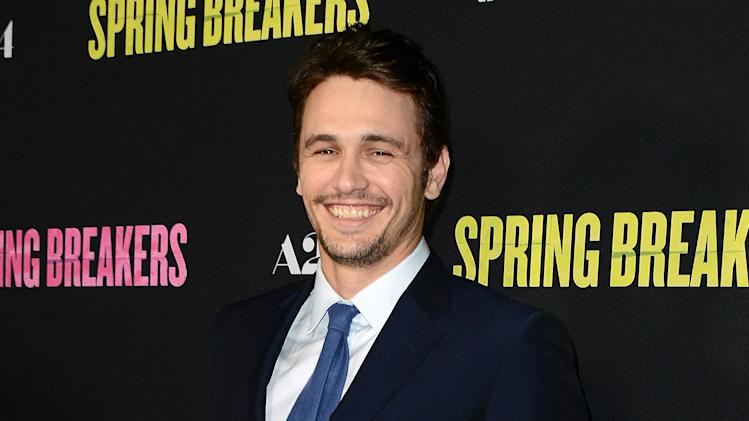 James Franco seeks $500,000 in crowd-funding