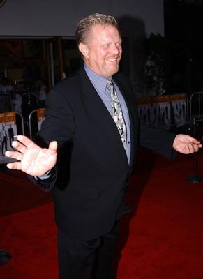 William Lucking at the LA premiere of Universal's The Rundown
