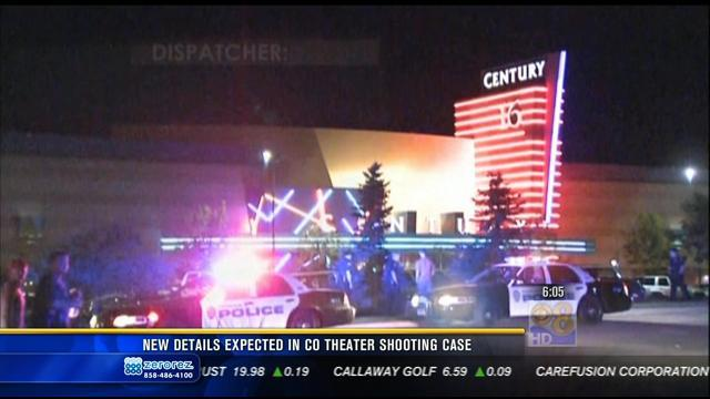 New details expected in Co. theater shooting case