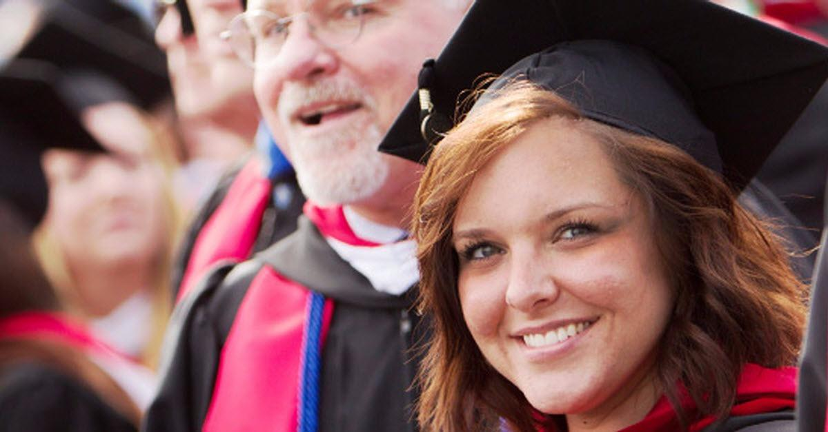 Earn Your Master's Degree At Liberty University!