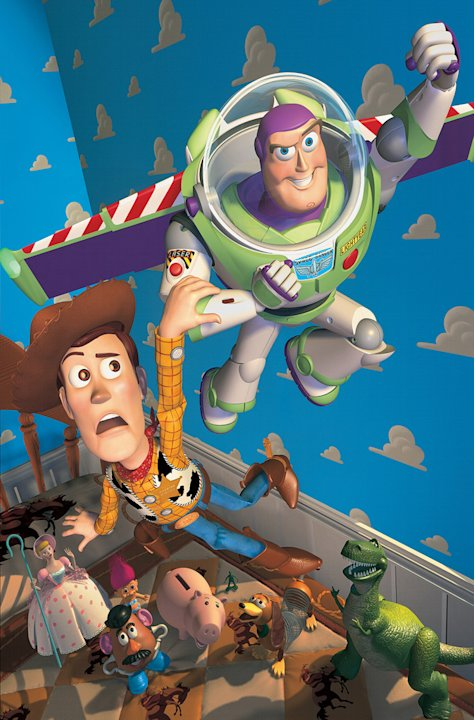 5 Best Movies from Pixar 2011 Toy Story