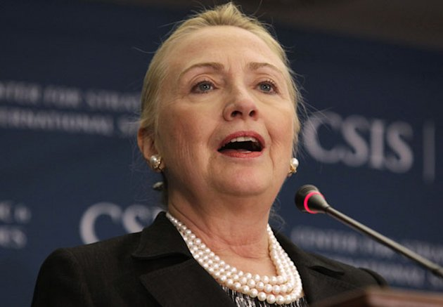 Clinton: 'I take responsibility' in Libya consulate attack