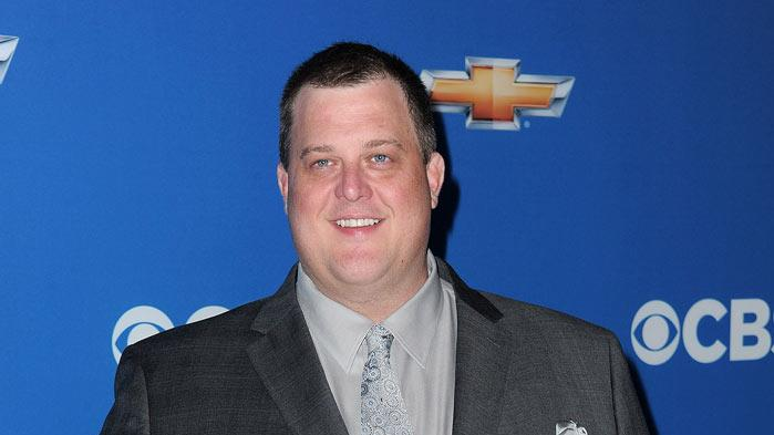 "Billy Gardell of ""Mike & Molly"" arrives at the CBS Fall Season Premiere party at The Colony on September 16, 2010, in Los Angeles."