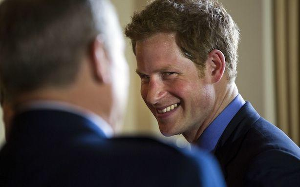 The Prince Harry Surprise
