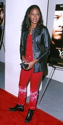 "Tangi Miller of ""Felicity"" at the Beverly Hills premiere of Miramax's The Yards"