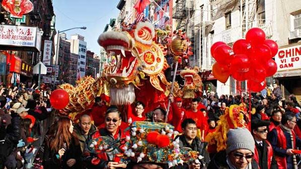 Food Guide to Chinese New Year in New York 2014