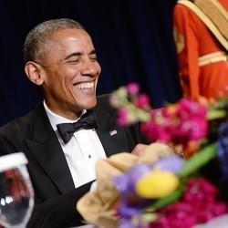 Obama Turns Tables On Michele Bachmann Rapture Dig At White House Correspondents' Dinner