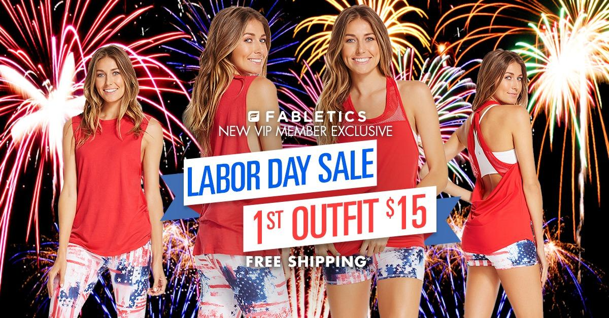 Labor Day Deals Get Your First Outfit For Only $15