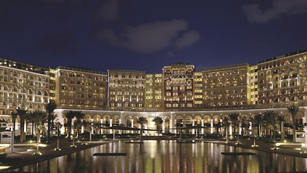 The Ritz-Carlton Abu Dhab …