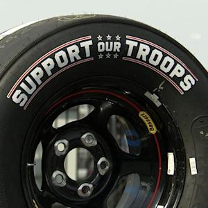 Goodyear, NASCAR partner to Support Our Troops