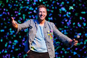 Coldplay to Be Honored for 'Hunger Games' Song