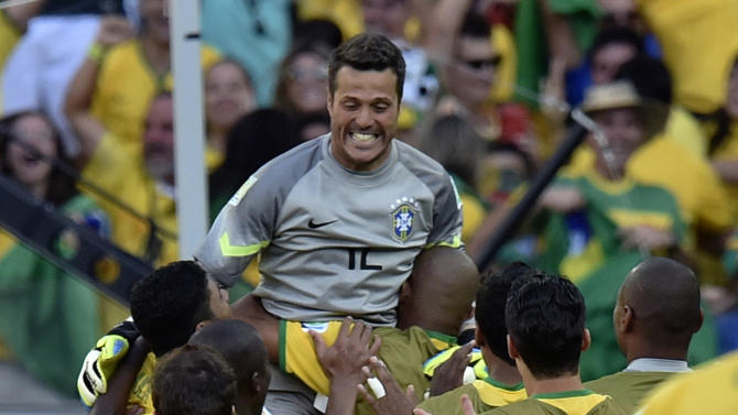 Brazil tries to regroup for World Cup quarters