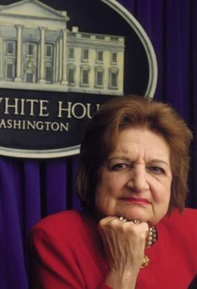 Helen Thomas Shine obit