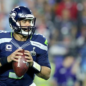 Seattle Seahawks quarterback Russell Wilson: 'The contract will work itself out'