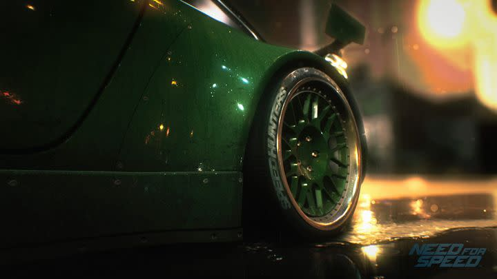 Need for Speed gets a reboot with eponymous game this fall