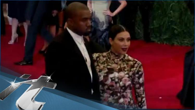 Kim Kardashian News Pop: Kanye West Gets The Perfect Father's Day Present!