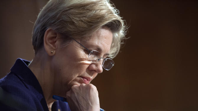 Sen. Elizabeth Warren plans book on middle class
