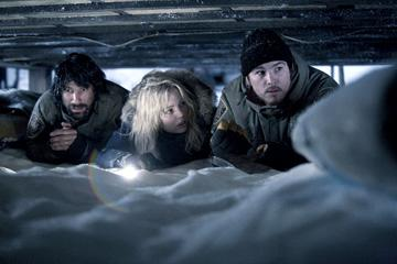 Jon Bennett , Melissa George and Josh Hartnett in Columbia Pictures' 30 Days of Night