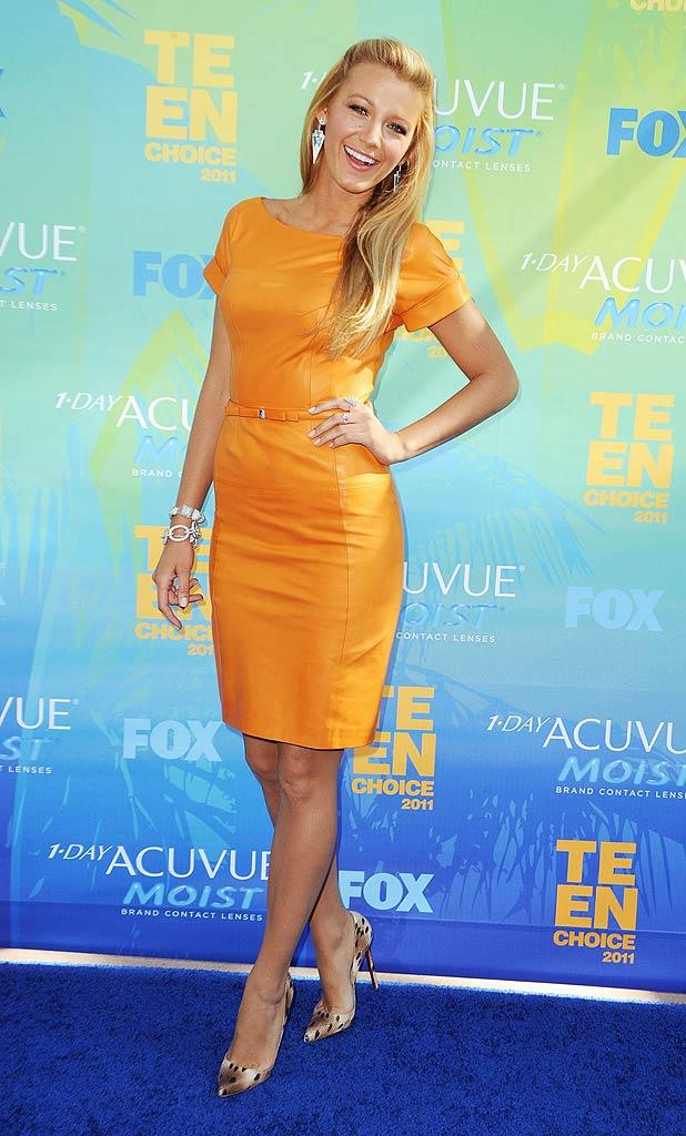 Blake Lively Teen Choice Awards