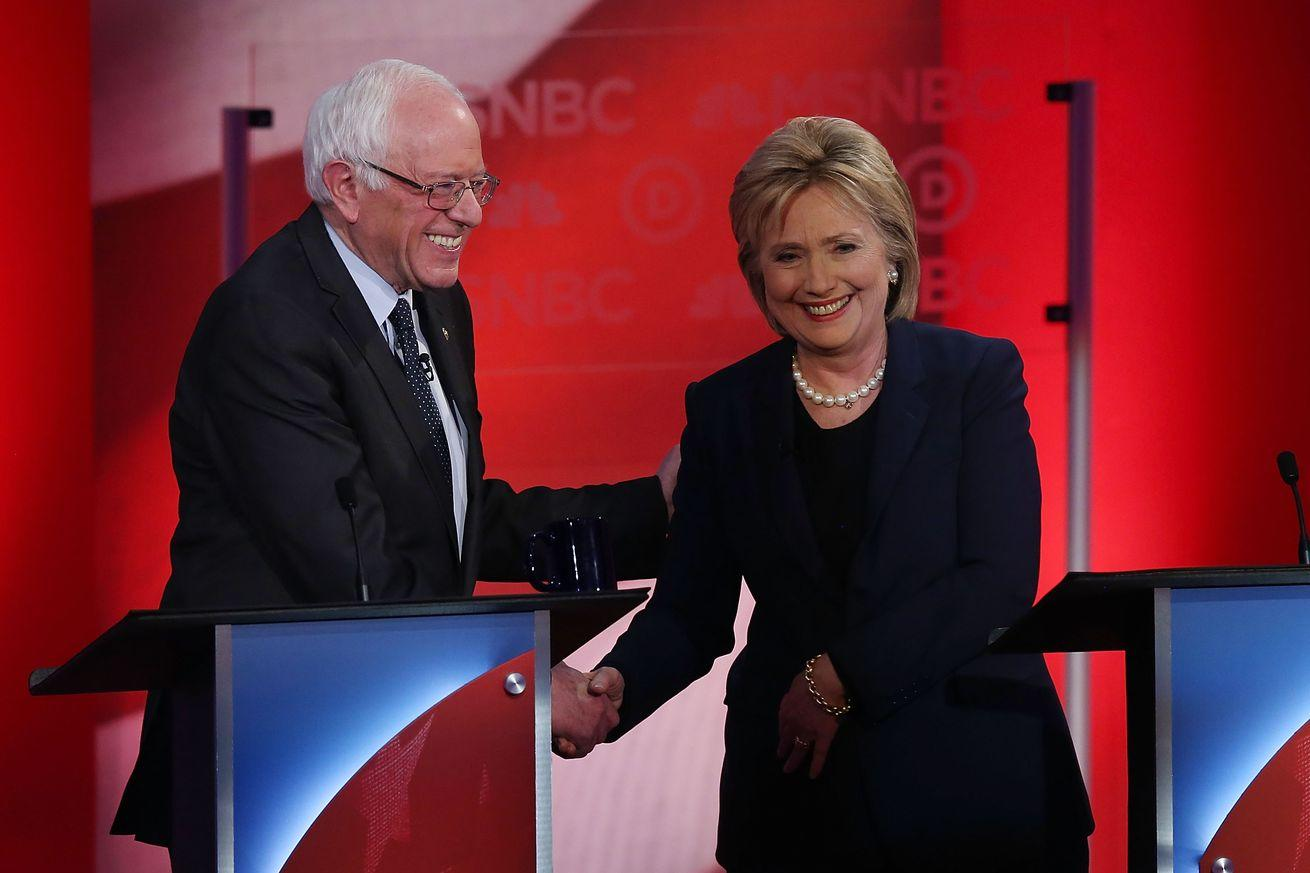 None of the 5 Democratic debates have asked about abortion. Advocates want to change that.