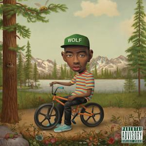"""This CD cover image released by Columbia shows """"Wolf,"""" by Tyler, the Creator. (AP Photo/Columbia)"""