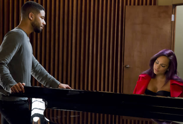 Empire Recap: He Kissed a Girl (¡!¡!) — Did He Like It?
