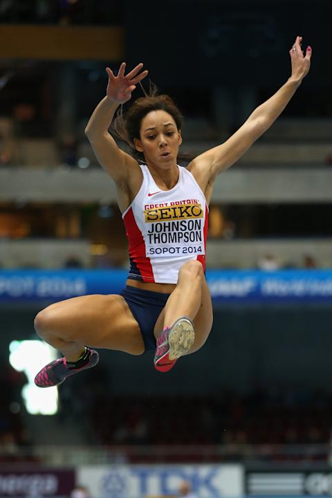 2013 World Championships in Athletics �13 Mens long jump
